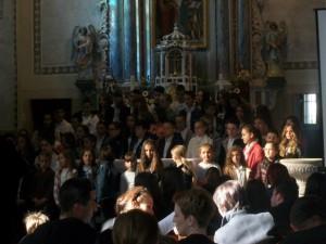 Humanitarni koncert u Cisti Velikoj