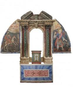 Oltar iz stare crkve