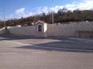 Zid na trgu