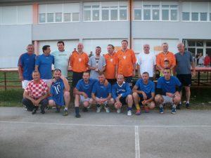 Turnir veterana Cista Provo 2016.