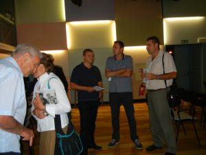 Predstavljanje Ivanove knjige u Zagrebu