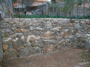Sklop Vuletić - zid