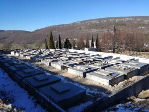 Novo groblje 2018.