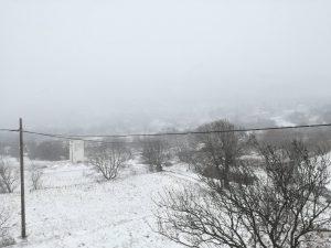 Snig u veljači 2018.