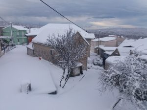 Snig u sijecnju 2019.