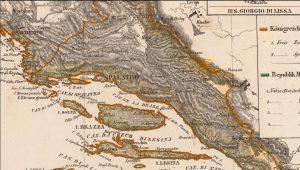 Dalmatien-Flemming-1855