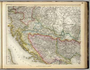 Europe Turkey 1860