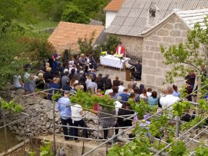 Blagdan sv. Ivana Nepomuka 2020.