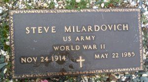 Steve Milardovich