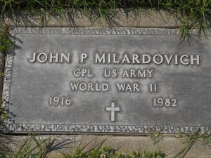 John Milardovich