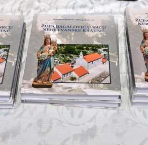 Promocija knjige o župi Bagalovići